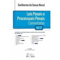 Leis Penais E Processuais Penais Comentadas.vol.2.8ªed.nucci