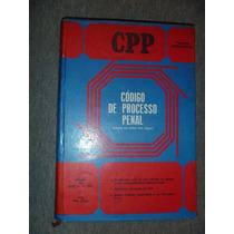 Livro - Código De Processo Penal - 1977