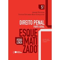 Direito Penal Esquematizado - Parte Geral - 5ª Ed. 2016