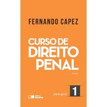 Curso De Direito Penal - Vol. 1 - 20ª Ed. 2016 Capez,fernan