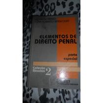 Elementos De Direito Penal - Luiz Prado E Cezar Bitencourt
