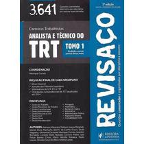 Revisaço - Analista E Técnico Do Trt (2015) - Tomo 2 - 3.641