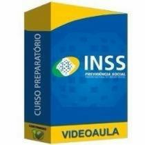 Concurso Inss 2015 - Video Aulas + Apostila Concurso Inss