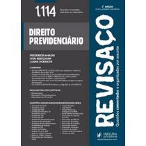 Revisaço - Direito Previdenciário - 1114 Questões Comentadas