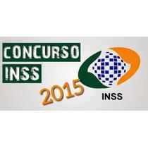 Inss 2015 Atualizado Estratégia Concursos Video-aulas E Pdf