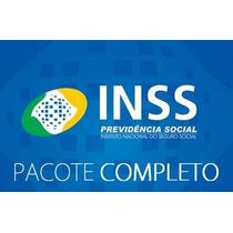 Inss 2016 (vídeo Aulas Atualizadas + Apostilas Em Dvd)