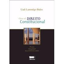 Curso De Direito Constitucional Uadi Lammêgo Bulos 2015
