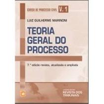 Curso De Processo Civil, Vol.1 Teoria Geral Do Processo