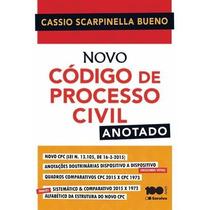 Novo Código De Processo Civil - Anotado 2015 Scarpinella