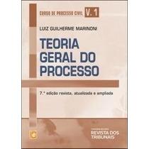 Teoria Geral Do Processo- Vol1- 7ª Edição
