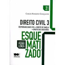 Direito Civil Esquematizado 3 Lenza - 2ª Ed. 2015
