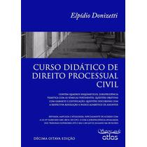 Curso Didatico Processo Civil Elpidio Donizetti 2014 Pdf