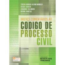 Codigo De Processo Civil Breves Comentários 2015