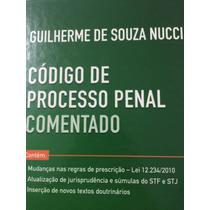 Código De Processo Penal Comentado Cpp Comentado Nucci