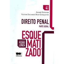 Direito Penal Esquematizado - Parte Geral - 4ª Ed. 2015