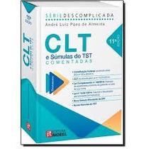 Clt E Sumulas Do Tst Comentadas