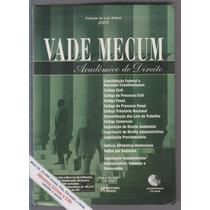 Vade Mecum Acadêmico De Direito Rideel 2005 - Com Cd