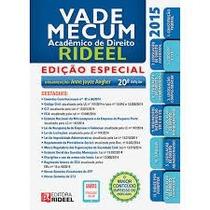 Vade Mecum Academico - Edição Especial - 2015