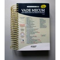 Vade Mecum - Universitário De Direito Rideel - Com Cd-rom