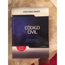 Código Civil Comentado Cristiano Imhof 2012 Novo