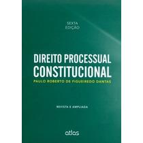 Direito Processual Constitucional Paulo Roberto Frete Gratis