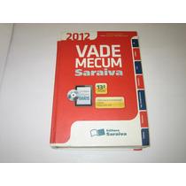 Vade Mecum - 2012 - Com Cd - 13ª Edição - Saraiva