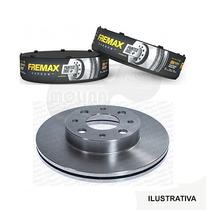 Disco Freio Bd5212 Fremax Ecosport 2012-2013