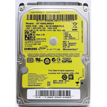 Hd Notebook 1tb Samsung Sata 3.0gbp/s 5400rpm 2.5 Momentus