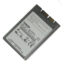 Hd Sata 120gb 1.8´ Toshiba Mini - Mk1235gsl- Retire Sp-cap