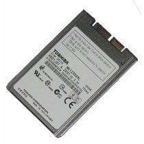 Hd Sata 120gb 1.8 Toshiba Mini - Mk1235gsl Novo Osasco Nota
