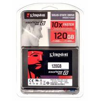 Hd Notebook Ssd 120 Gb Sata 3 Kingston V300 Original Lacrado