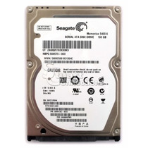 Hd Notebook Seagate 160gb Sata 2 Lacrado Pronta Entre Toshib