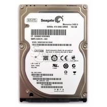 Hd Notebook Seagate 160gb Sata 2 Lacrado Pronta Entre Toshib