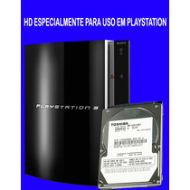 1422 - Hd 2,5 - 160 Gb Para Uso Exclusivo Do Ps3