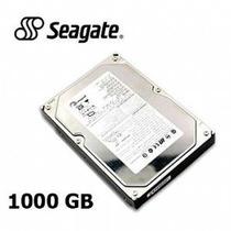 Lote 05 Hds 1000gb Seagate Sata Desktop Defeito