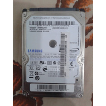 Hd Notebook Samsung Hm320ii 33331-f13a-aaijh 320gb Defeito