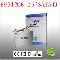 Ssd Kingfast 512gb Sata 3 Para Notebook E Desktop