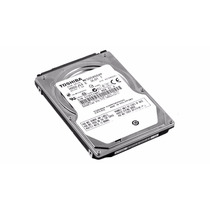 Hd 500gb Toshiba Sata 5400rpm 8m 2.5 P/ Notebook