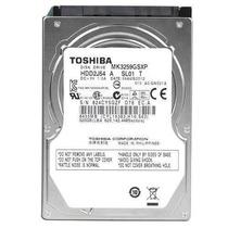 Lote Com 25 Hds 500gb Toshiba Sata Notebook, Com Defeito