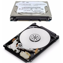Hd Para Notebook E Netbook Ps3 500gb Sata 5400rpm 2,5m Novo