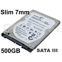 Hd 500gb Gb Sata Iii Notebook Ps3 Ps4 Seagate Slim