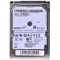 Hd Samsung P/ Notebook 500gb Sata 3.0gb/s 5400rpm St500lm012