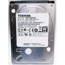 Hd 500gb Toshiba Sata 5400rpm 8m 2.5 P/ Notebook Ps3/ps4