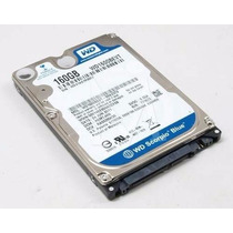Hd P/ Notebook 160gb Sata Wd1600bevt