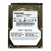 Hd 640 Gb Toshiba Sata Pra Notebook/netbook -novo -