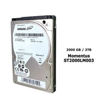 Hd 2tb Samsung 5400rpm St2000lm003 Sata 3 P/ Notebooks