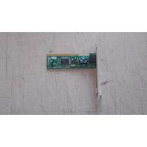 Placa De Rede Ethernet Pci 10/100mbps Tf-3200 Usado