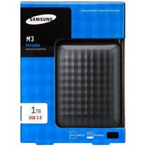 Hd Externo Samsung De Bolso 1tb 1000gb M3 3.0 2.0 Portátil