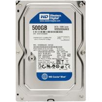 Hd Desktop 500gb Sata Iii 6gb/s 3.5 7200rpm Western Digital