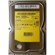 Hd 500 Gb Sata Sansung Pra Pc Modelo Com Bad !!